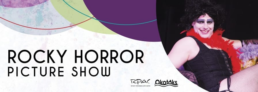 Rocky Horror Picture Show The Town Of Okotoks