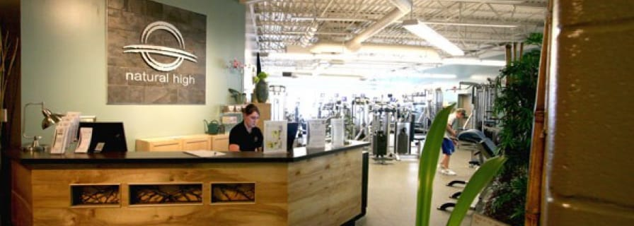 Natural High Fitness Centre Okotoks Recreation Centre exercise workout