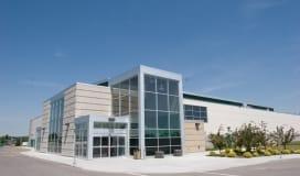 Okotoks Pason Centennial Arena hockey skating
