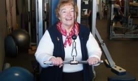 Community Registered Program Older Adult Living Well Chronic Conditions Fitness Health Wellness