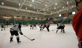 Pason Centennial Arena Hockey Okotoks Oiles