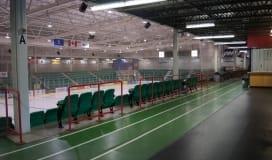 Pason Centennial Arena Indoor Walking Track
