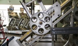 Okotoks Recreation Centre Fitness Equipment Workout