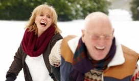 Healthy Seniors Skating