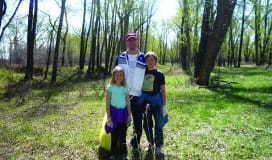 Sheep River Valley Clean Up