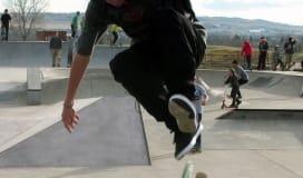 Okotoks Skateboard Park