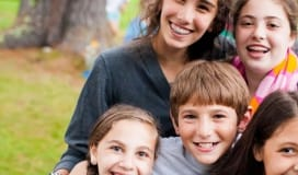Summer Camp Recreation Rec Fee Assistance Program Kids Outdoor Fun