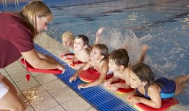 Okotoks Recreation Centre Swimming Lesson
