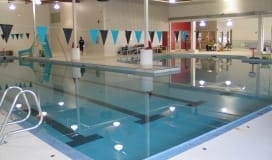 Okotoks Recreation Centre Aquatic Swindells Pool swimming swim