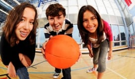youth teen registered programs okotoks recreation centre basketball