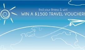 Okotoks Recreation Centre Facility Pass and Travel Contest