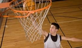 Okotoks Recreation Centre Shane Homes Gymnasium Mens Pick Up Basketball