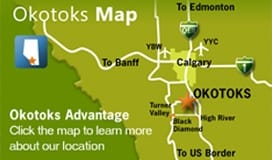 Okotoks Demographics