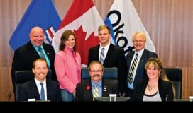 Okotoks Town Council