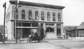 Okotoks Heritage Walking Tour - Old Building