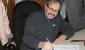 Mayor Bill Robertson