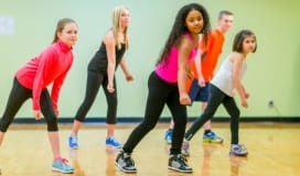 Okotoks Recreation Centre Youth Dance Registered Program