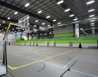 Crescent Point Regional Field House