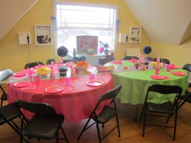 Birthday Parties for Creative Kids